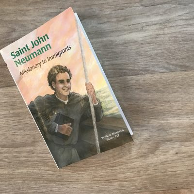 Saint John Neumann: Missionary to Immigrants | Book Review
