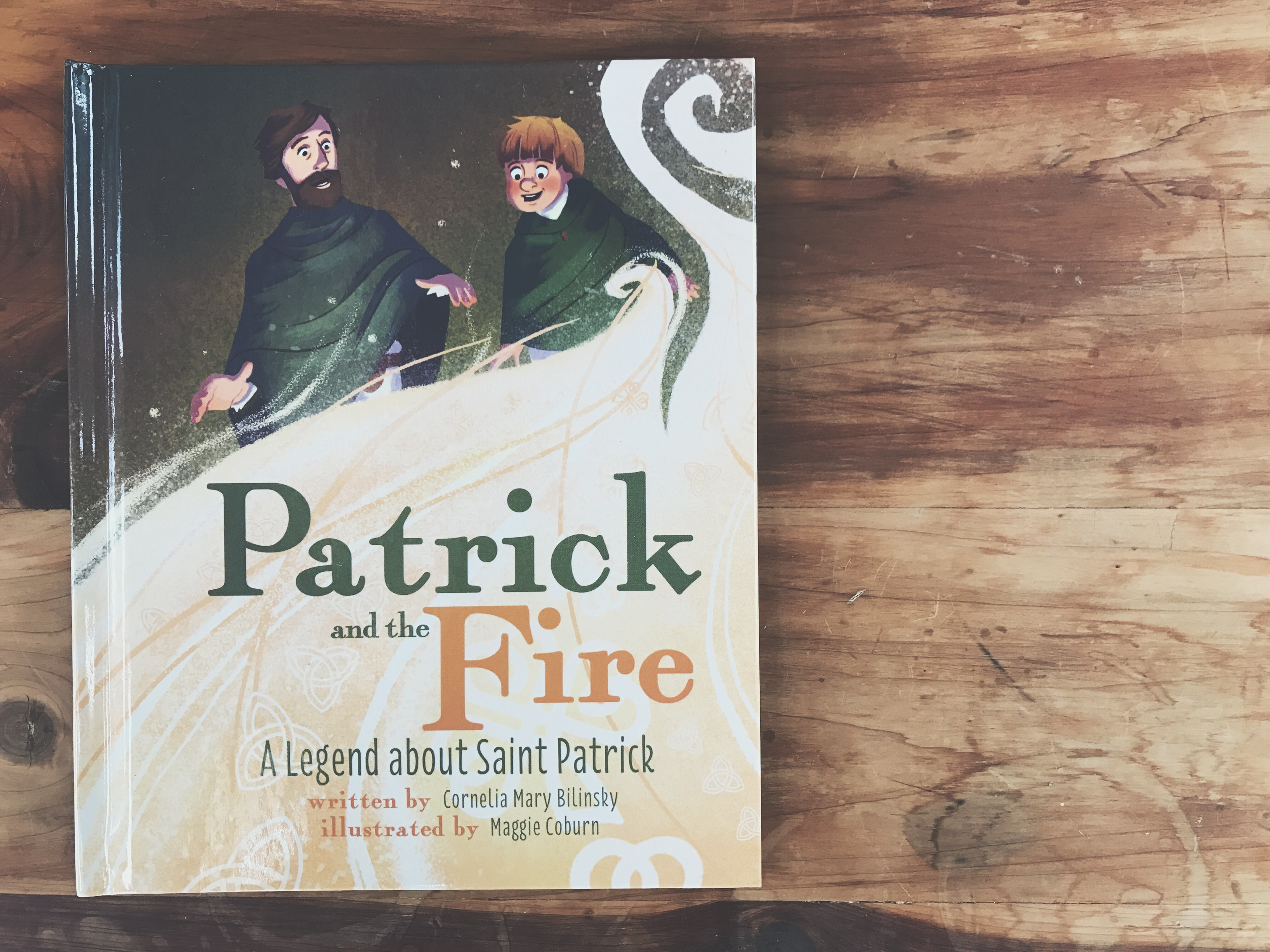 St. Patrick and the Fire, Pauline Kids
