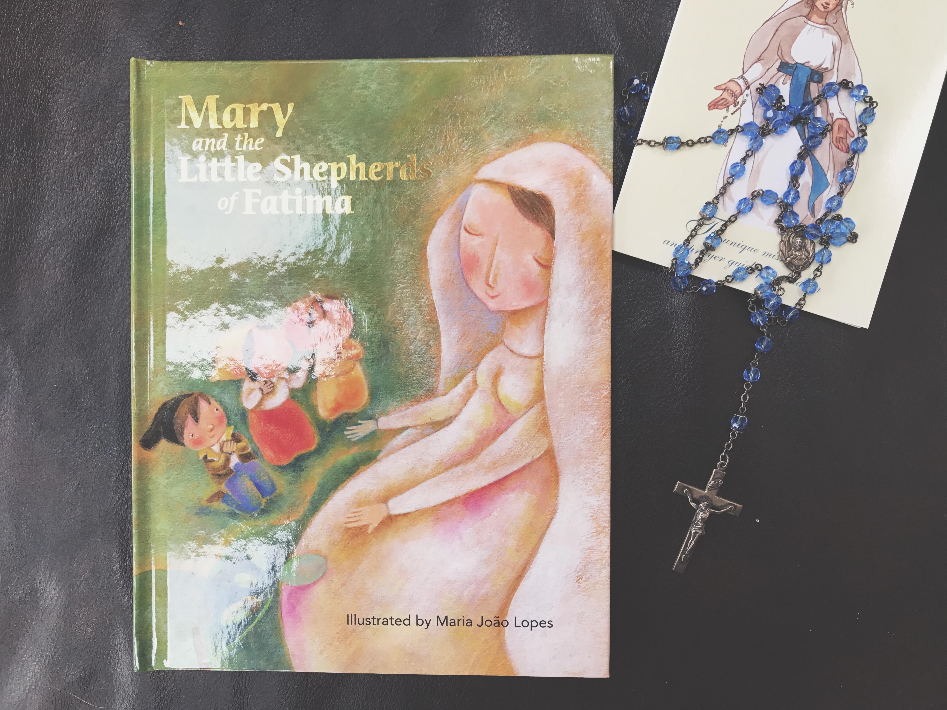 Catholic children's book on Fatima